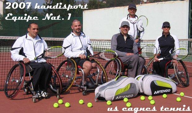 Equipe Nationale 1 Handisport